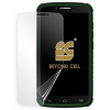 Alcatel One Touch Fierce 2 Beyond Cell Tri Shield Case - Black/Green - - alt view 1