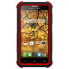 Alcatel One Touch Fierce Duo Shield - Black/Red - - alt view 1
