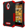 Alcatel One Touch Fierce Duo Shield - Black/Red - - alt view 2