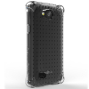 LG Classic Ballistic Jewel Series Case - Clear - - alt view 2
