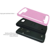 LG K4 Beyond Cell Shell Case Rugged Series Case - Rose Gold/Black - - alt view 2