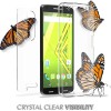Motorola Droid Turbo 2 Beyond Cell TriMax Series Case - Clear - - alt view 4