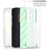 Motorola Droid Turbo 2 Beyond Cell TriMax Series Case - Clear - - alt view 5