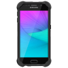 Samsung Galaxy S6 Ballistic Tough Jacket Series Case - Black/Black - - alt view 1