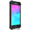 Samsung Galaxy S6 Ballistic Tough Jacket Series Case - Black/Black - - alt view 3