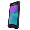 Samsung Galaxy S6 Ballistic Tough Jacket Series Case - Black/Black - - alt view 4