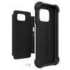 Samsung Galaxy S6 Ballistic Tough Jacket Series Case - Black/Black - - alt view 5
