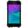 Samsung Galaxy S6 Edge Ballistic Urbanite Series Case - Black/Black - - alt view 1