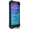 Samsung Galaxy S6 Edge Ballistic Urbanite Series Case - Black/Black - - alt view 3