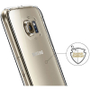 Samsung Galaxy S6 Beyond Cell TriMax Series Case - Clear - - alt view 5