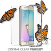 Samsung Galaxy S6 Edge Beyond Cell TriMax Series Case - Clear - - alt view 4
