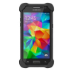 Samsung Galaxy Grand Prime Ballistic TJ Maxx Series Case - Black/Black - - alt view 2