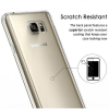 Samsung Galaxy Note 5 Beyond Cell TriMax Series Case - Clear - - alt view 4