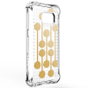 Samsung Galaxy S7 Ballistic Jewel Mirage Series Case - Retro Gold - - alt view 1