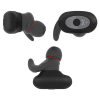 Ghostek EarBurst Handsfree Bluetooth Earbuds Black - - alt view 3