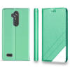 ZTE Blade Max 3 Beyond Cell Infolio C Series Leather Case - Mint/White - - alt view 2