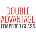 Double Advantage Glass