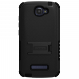 Alcatel One Touch Fierce 2 Beyond Cell Tri Shield Case - Black