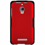Alcatel One Touch Fierce 7024W Beyond Cell Kombo Series Case - Red
