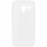 Alcatel Pixi 3 (4.5) TPU Shield - White