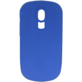Alcatel OT806A Silicone Shield - Blue