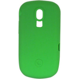 Alcatel OT806A Silicone Shield - Lime Green