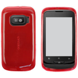 Alcatel OT918 TPU Shield - Red