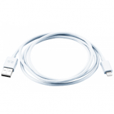 "PureGear Apple Lightning 48"" Data/Sync/Charge Cable - White"