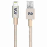 "PureGear 48"" Lightning Charge/Data/Sync Cable - Metallic Gold"