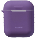Apple AirPod Laut POD Slim Protective Case - Violet