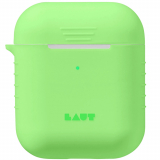 Apple AirPod Laut Slim Protective Pod Neon Case - Acid Yellow