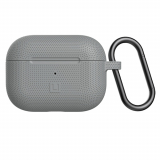 Apple AirPod Pro [U] by UAG Silicone Case - Light Grey