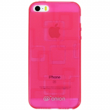 Apple iPhone 5/5s/SE Onion Kandy Case - Hot Pink