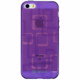 Apple iPhone 5/5s/SE Onion Kandy Case - Lavender