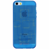 Apple iPhone 5/5s/SE Onion Kandy Case - Light Blue