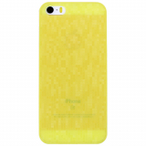 Apple iPhone 5/5s/SE Onion Ultra Thin Case - Yellow