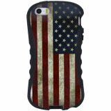 Apple iPhone 5/5s/SE Onion Thin Waist Case - American Flag