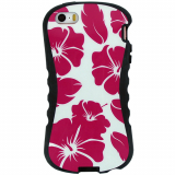 Apple iPhone 5/5s/SE Onion Thin Waist Case - Hawaiian Flower
