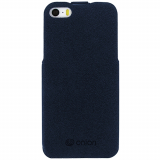 Apple iPhone 5/5s/SE Onion Cork Flip Case - Royal Blue