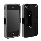 Apple iPhone 4/4s Pure Gear Utilitarian Case - Black