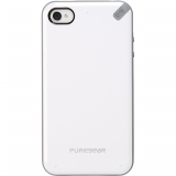Apple iPhone 4/4s Pure Gear Slim Shell Case - Vanilla Bean