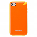 Apple iPhone 4/4s Pure Gear Slim Shell Case - Mandarin Orange