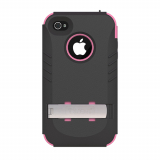 Apple iPhone 4/4s Trident Kraken AMS Series Case - Pink