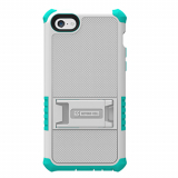Apple iPhone 5c TriShield Case - White/Light Blue