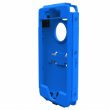 Apple iPhone 5/5s/SE Trident ExoSkeleton Series Case - Blue