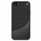 Apple iPhone 5/5s/SE Pure Gear Retro Gamer Case - Groovy Black