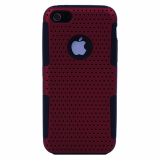 Apple iPhone 5c Mesh Case Bulk - Red
