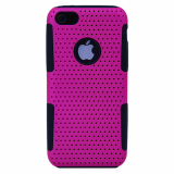 Apple iPhone 5C Mesh Case Bulk - Pink