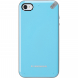 Apple iPhone 4/4s Pure Gear Slim Shell Case - Blueberry