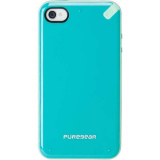 Apple iPhone 4/4s Pure Gear Slim Shell Case - Pistachio Mint